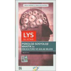 FDD LYS El Kitabı Psikoloji Sosyoloji Mantık ile Din Kültürü ve Ahlak Bilgisi (2016)