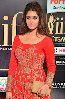 Ritika in sindoori Red Dress at IIFA Utsavam Awards 2017  Day 2  Exclusive 10.JPG