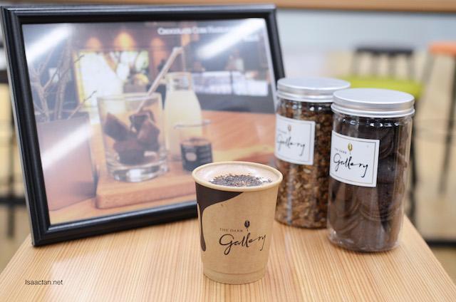 Signature Hot Chocolate - RM15