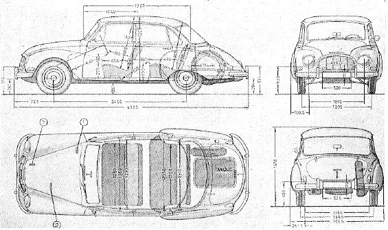Manuales de mecánica y taller: DKW Auto Union manual de
