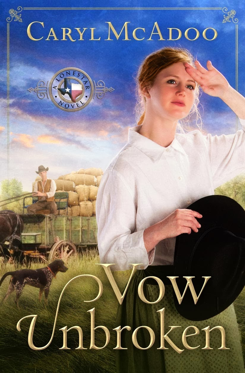 http://www.amazon.com/Vow-Unbroken-Novel-Caryl-McAdoo-ebook/dp/B00DPM7UYY/ref=sr_1_1?s=books&ie=UTF8&qid=1395784268&sr=1-1&keywords=vow+unbroken+caryl+mcadoo