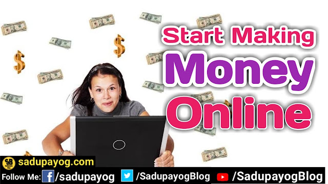 Online Earning or Income: Simple Ways to Earn Money Online