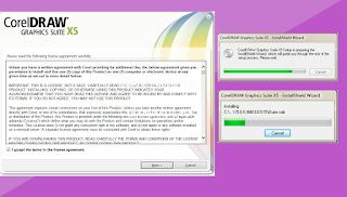 Cara Mengatasi Tidak Bisa Instsal Corel Draw X4, X5 Di Windows 10