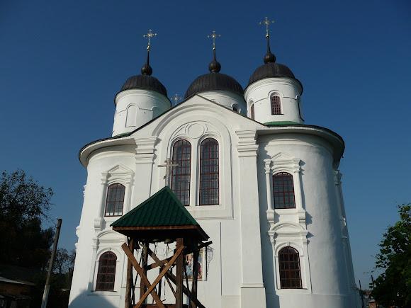 Ніжин. Благовіщенський монастир
