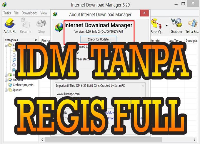 download internet download manager free tanpa serial number