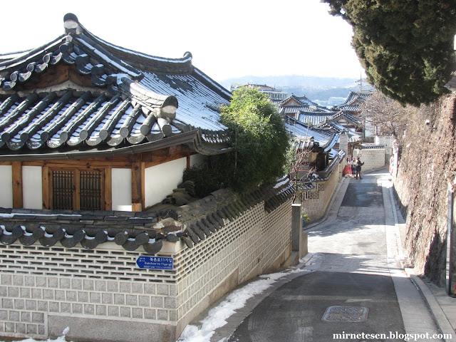 Деревня ханок Букчон, Сеул