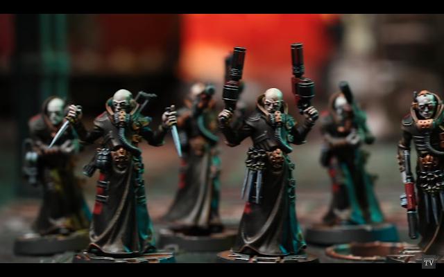 Banda Delaque Necromunda