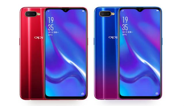 تسريبات جديدة حول هاتف Oppo K1 التابع لشركة أوبو