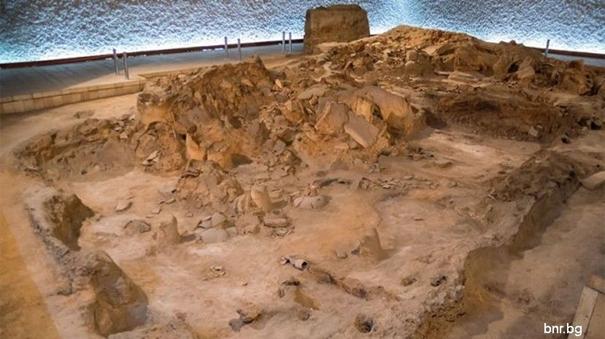 Неолитните жилища в Стара Загора – най-старите в Европа