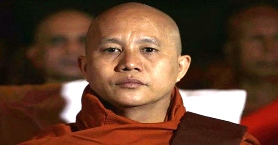 Para Biksu Sebarkan Kebencian kepada Muslim Rohingya ...