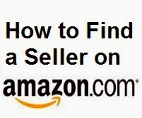 How to Find a Seller on Amazon : easkme