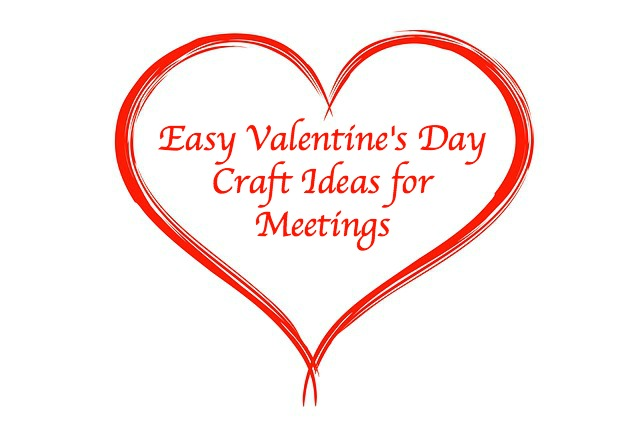 Daisy Troop Activities For Leaders Valentine Day Craft Supplies For