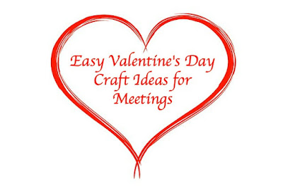 Easy Valentine's Day Craft Ideas for Your Girl Scout Meeting