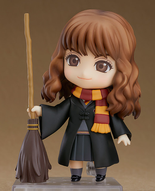 "Nendoroid de Hermione Granger de ""Harry Potter"" - Good Smile Company"