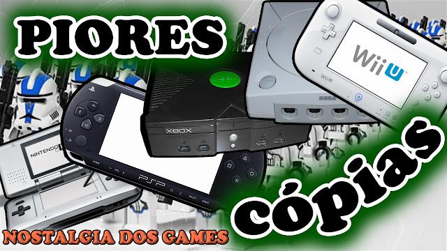 Piores clones e imitações de consoles de video game #2