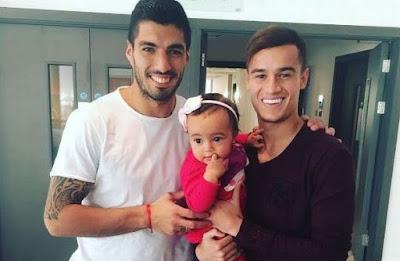 Duet Suarez Dan Coutinho Dianggap Akan Sukses Besar