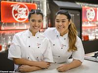 Tasia dan Gracia: Dua bersaudara Indonesia berjaya di My Kitchen Rules Australia