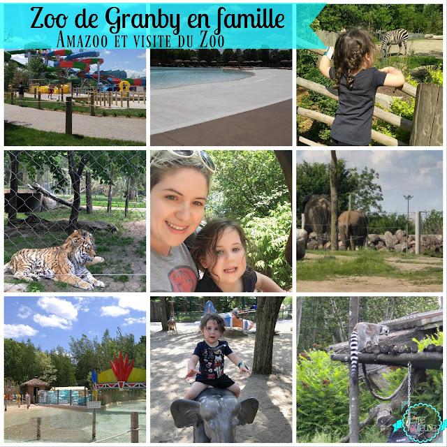 Le zoo de Granby et l'Amazoo: Un incontournable pour l'été.