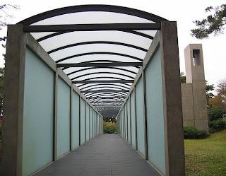 Capilla Monte Rokko. Tadao Ando. Arquitectura