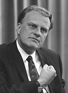 Reverand Billy Graham