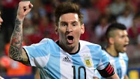 Chile vs Argentina 1-2