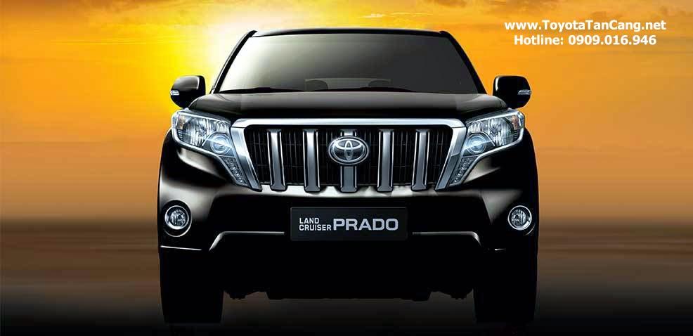 toyota land cruiser prado 2015 toyota tan cang 1 - Toyota Land Cruiser Prado 2015 giá bao nhiêu? Xe nhập khẩu từ Nhật Bản - Muaxegiatot.vn