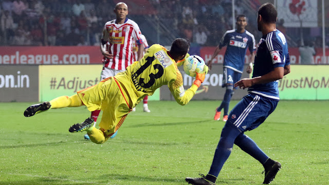 Hero Indian Super League: Atletico de Kolkata(ATK) vs FC Pune City