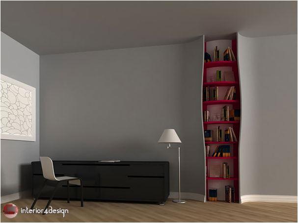 70 Best Bookshelf Designs 5