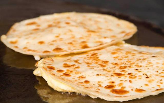 Crisp-easily-paratha
