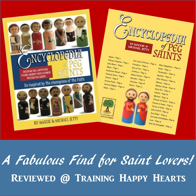 http://traininghappyhearts.blogspot.com/2016/05/encyclopedia-of-peg-saints.html
