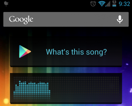 Google Play Google ears: Intelligent computing