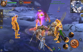 Crusaders Of Light Apk v5.0.0 No Mod Free Download