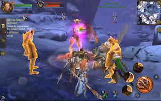 bagi sobat semua yang lagi mencari game seru Crusaders Of Light Apk v5+.0.0 No Mod Free Download