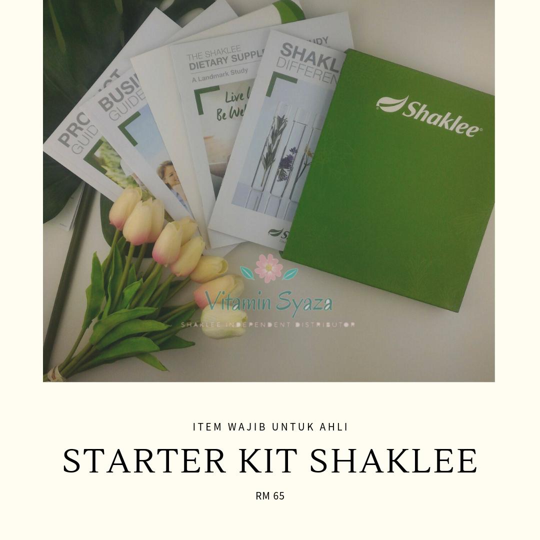 Cara Mulakan Perniagaan Shaklee