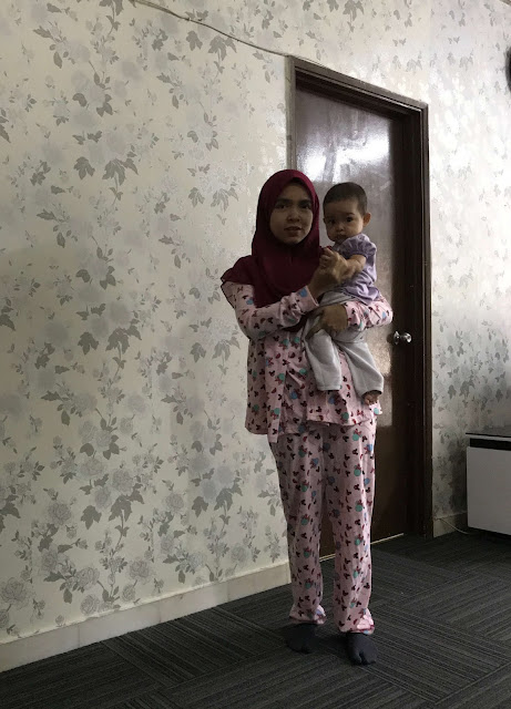 Maternity & Nursing Pajama