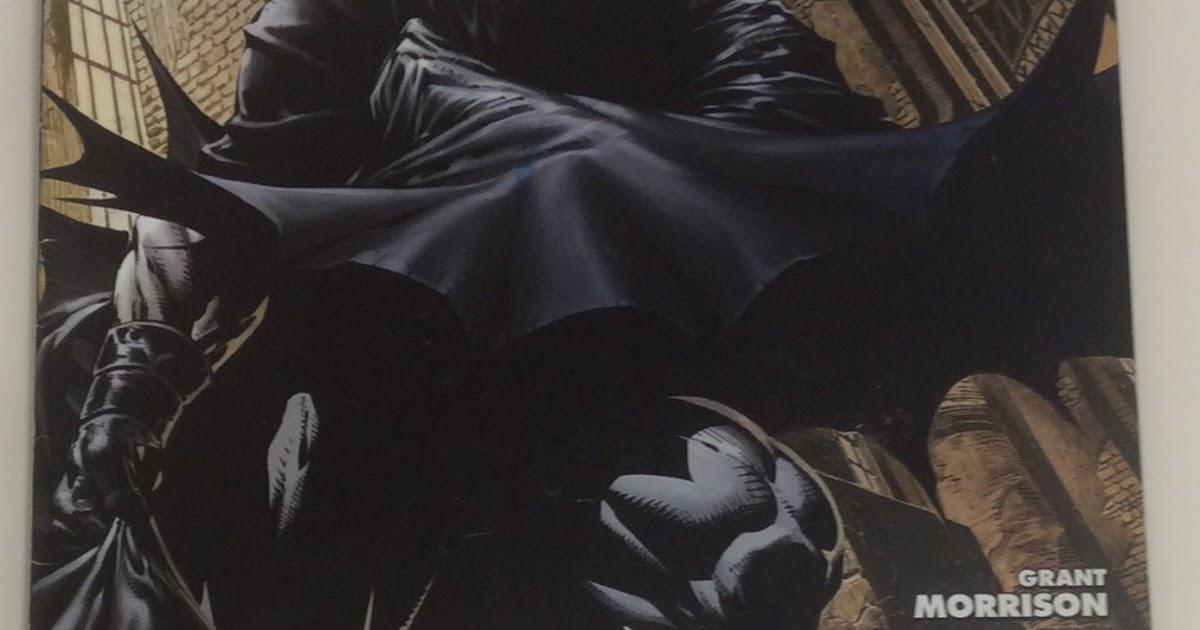 Comic A Day Batman 700