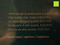 Material: Yogamatte »Annapurna Classic« / Die ideale Yoga- und Gymnastikmatte für Yoga-Einsteiger. Maße: 183 x 61 x 0,3cm, in vielen Farben erhältlich.