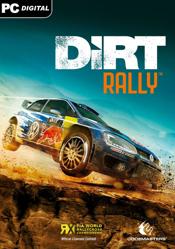 Dirt Rally Download Cover Free Game