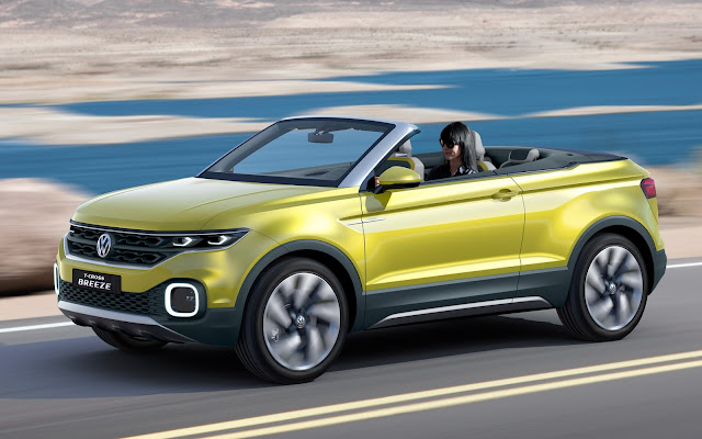 Volkswagen T-Cross - o concorrente do Honda HR-V