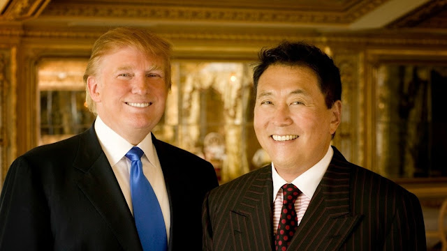 Global InterGold, Trump, Kiyosaki, networking (network marketing)