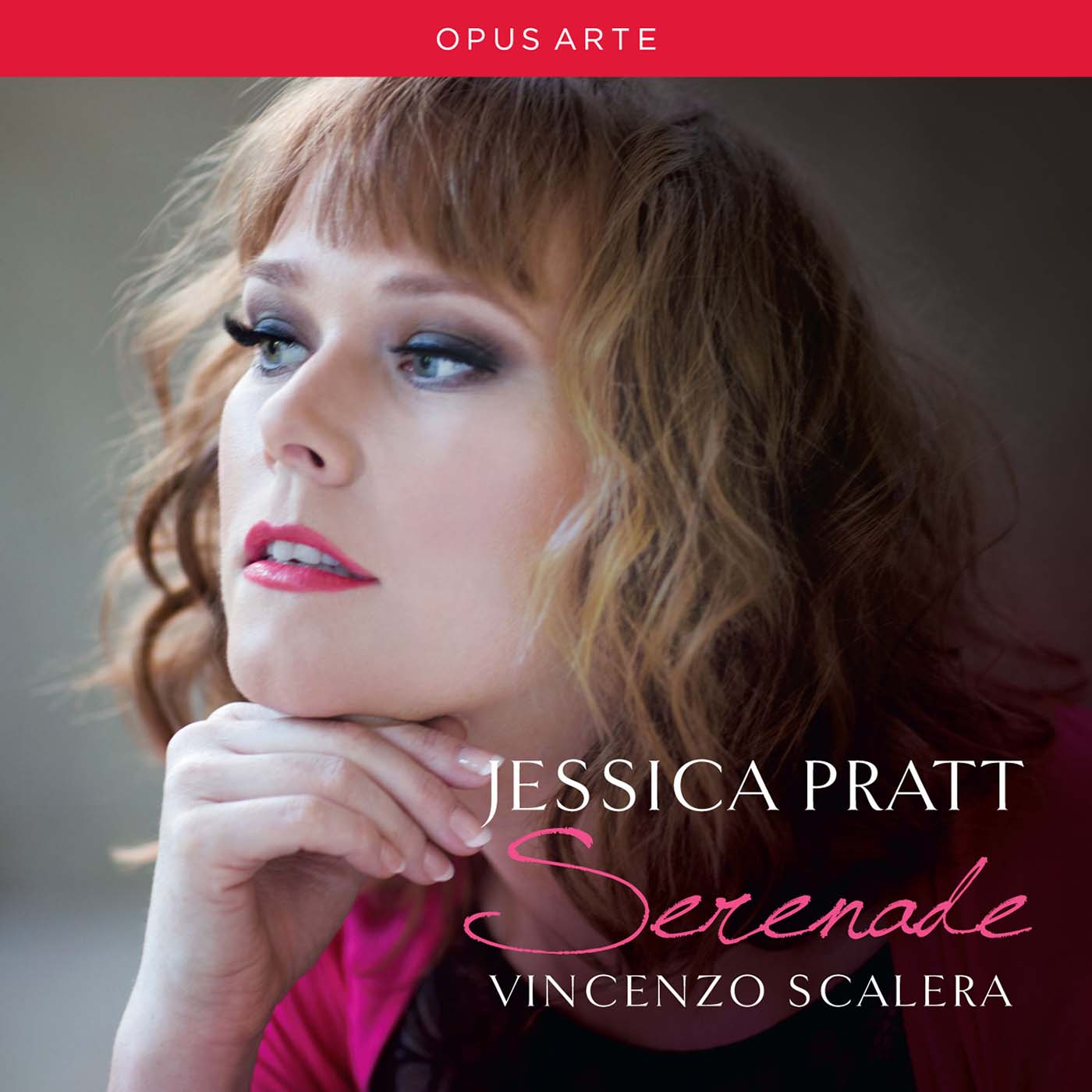 SINGER SPOTLIGHT: Soprano JESSICA PRATT's début solo recital disc SERENADE on the Opus Arte label [Cover art © by Opus Arte]