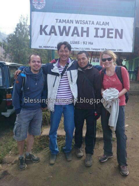 Matthias Kellemeier, transport from surabaya airport to mount bromo-ijen-sanur bali