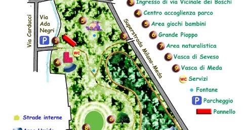 Sinistra e ambiente meda seveso la fauna del bosco delle for Meda provincia di
