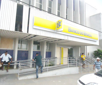 Resultado de imagem para fotos do banco do brasil sao paulo do potengi