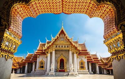 itinerary di Bangkok 1 2 3 hari