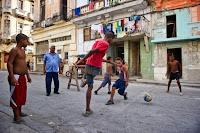 Calcio a Cuba el Futbol