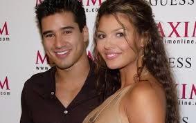Mario Lopez dan Ali Landry