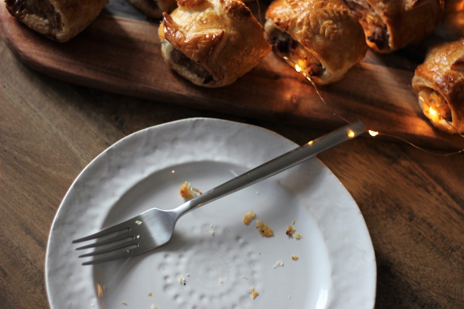 apple-and-cranberry-sausage-rolls