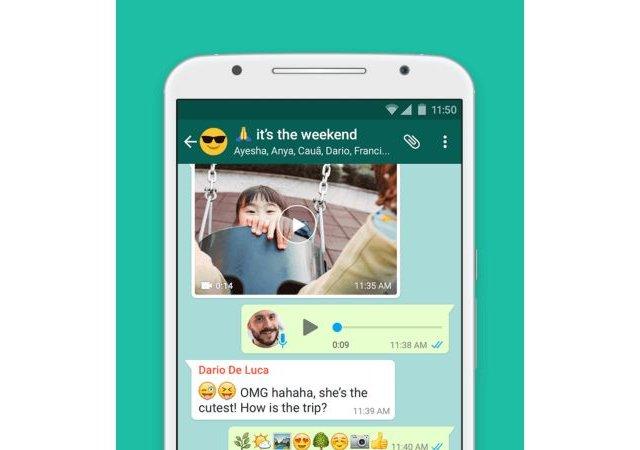 Whatsapp trickdump