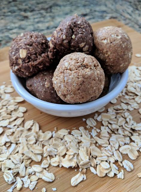 Arbonne protein balls chocolate vanilla cinnamon